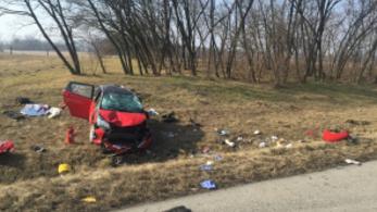 Meghalt egy rendőr az M5-ös autópályán