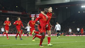 Egyetlen emberen áll a Liverpool szezonja?
