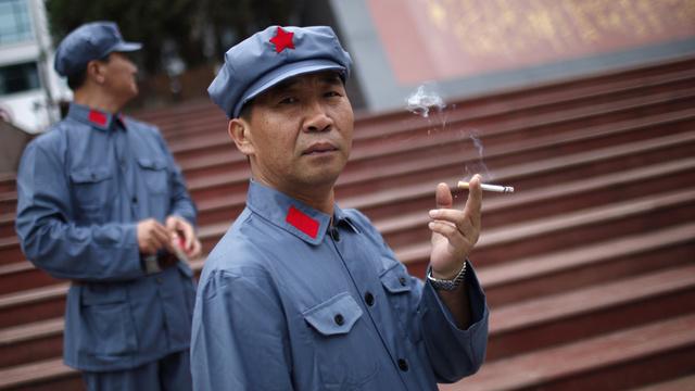 Füstöl a kínai robogó