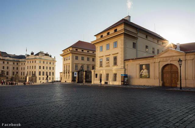 A Cseh Nemzeti Galéria épülete, mely jövőre nagy számban fogadja majd a kortárs művészetek rajongóit