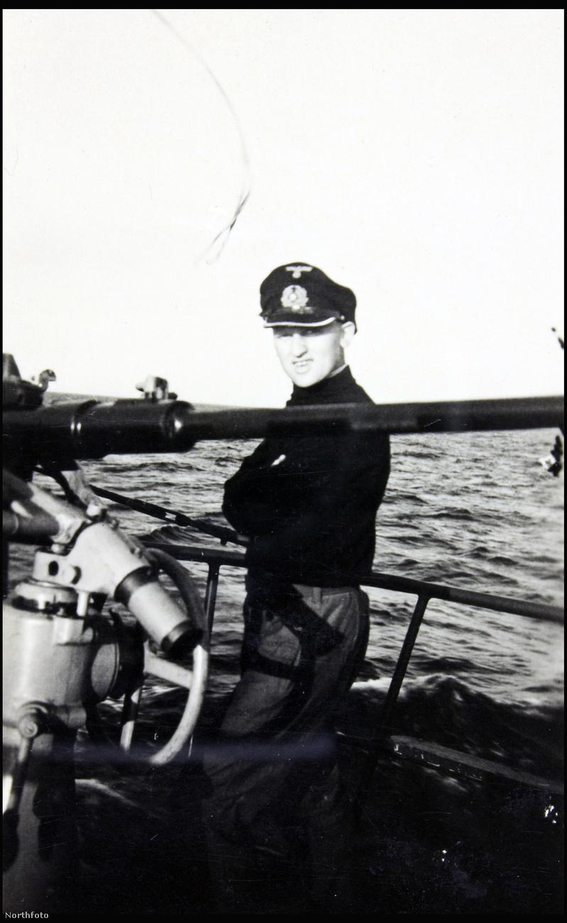 A tengeralattjáró útjának utolsó napja 1944 május 25-e volt