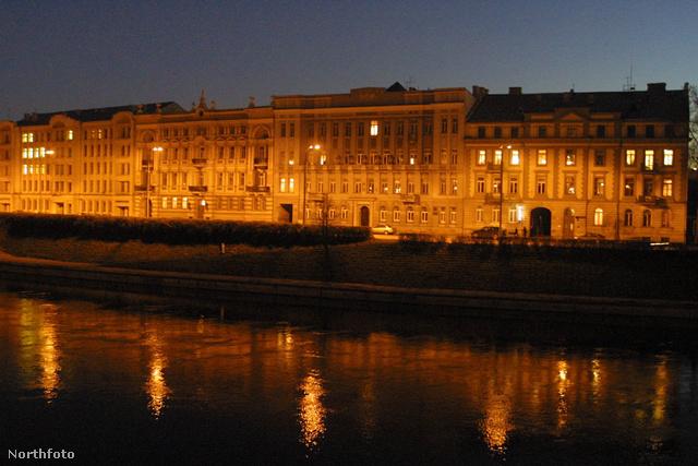 Vilnius - valóban, akár Budapest is lehetne