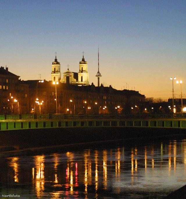 Pedig a litván fővárosnak, Vilnius-nak nincs miért szégyenkeznie