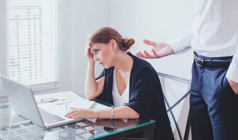 5 tipp, ha főnöke megkeseríti az életét