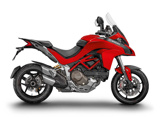 DVT-s Ducati Multistrada 1200