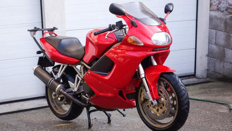 Majdnem megvettem a Ducatit