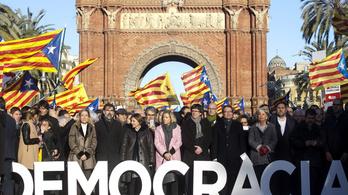 Madrid nem kockáztat, nem engedi a katalán függetlenségi népszavazást