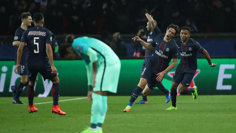 KO: a PSG 4-0-val gázolt át a Barcelonán