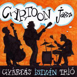 Cartoon jazz lemezborító