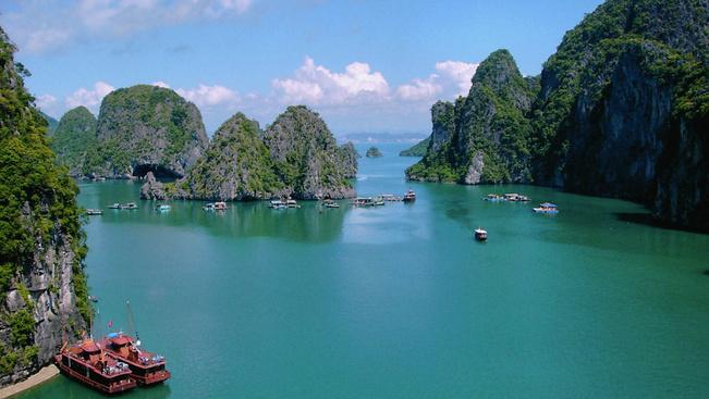 Bevonták egy hajótársaság engedélyét Vietnam legszebb öblében
