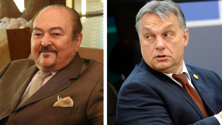 Ghaith Pharaonnak azért adtunk vízumot, hogy Orbánnal találkozzon