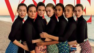 Tényleg fel kell háborodni a Vogue gésás képein?