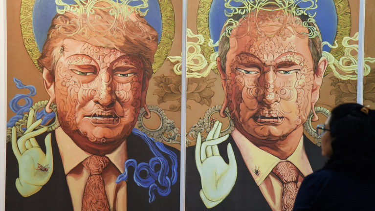 Váratlanul befeszült a Trump-Putyin viszony