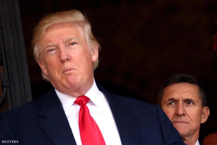 Donald Trump és Michael Flynn