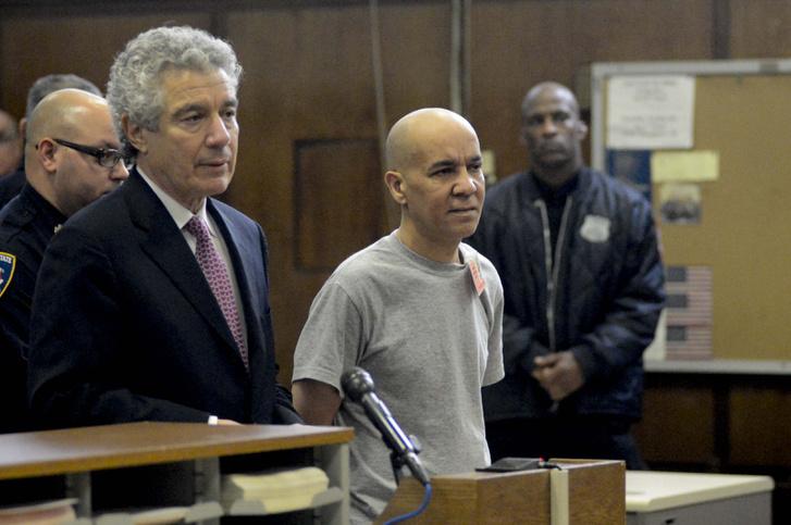 Hernandez a bíróságon
