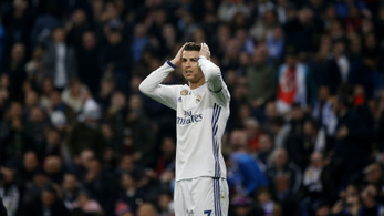 C. Ronaldo elfelejtett gólt lőni