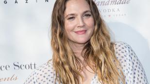 Drew Barrymore máris megnyerte a napot: így csinál viccet hisztériázó lányából