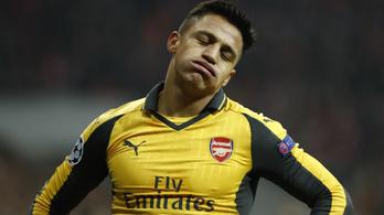 Az Arsenal rémálmába Wenger belebukhat