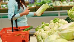 A zöldségeknek csak az illata a drága