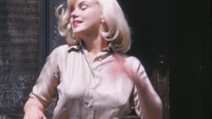Képes bizonyíték van arról, hogy Marilyn Monroe gyereket várt
