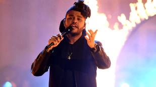 Új dalával vágott vissza Justin Biebernek The Weeknd