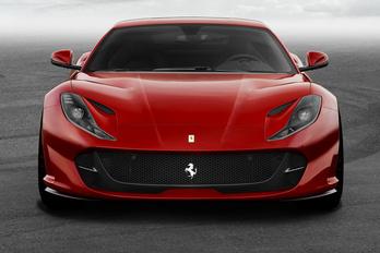 Elkészült az új csúcs-Ferrari