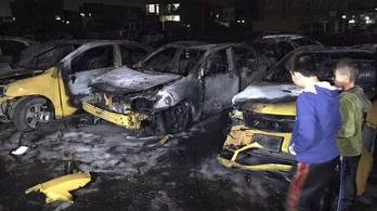 Legalább 55 ember halt meg egy bombatámadásban Bagdadban