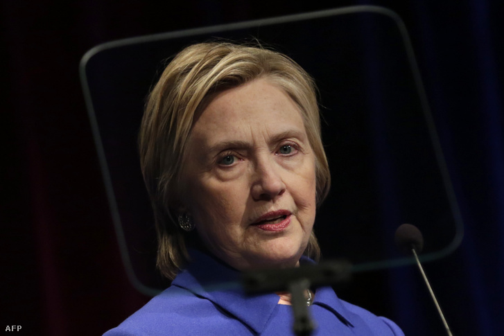 Sokak szerint Clinton arca iszonyú gyűrötté vált a választás után