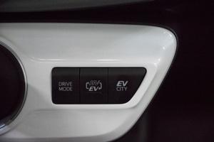 Az EV a teljesen elektromos mód megjelölése, akár 135-ig is működik