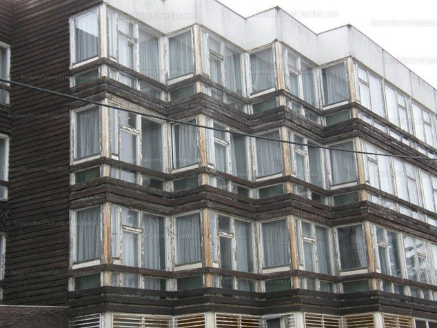 Az Olimpia Hotel az Eötvös út 40. szám alatt