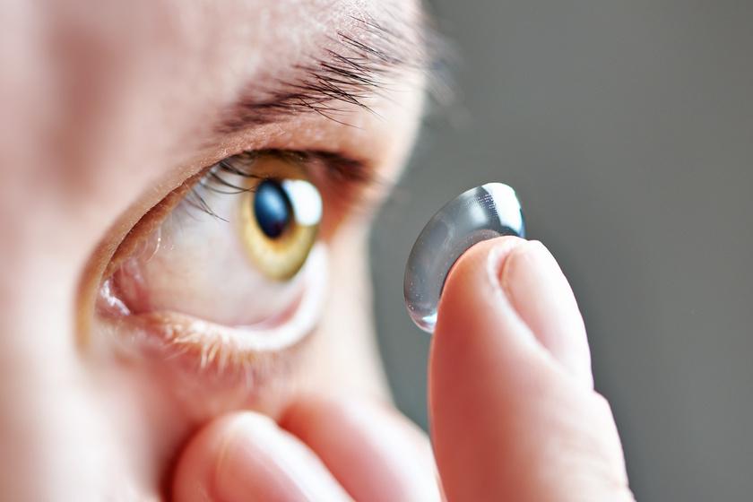 Ez egy egészséges szem