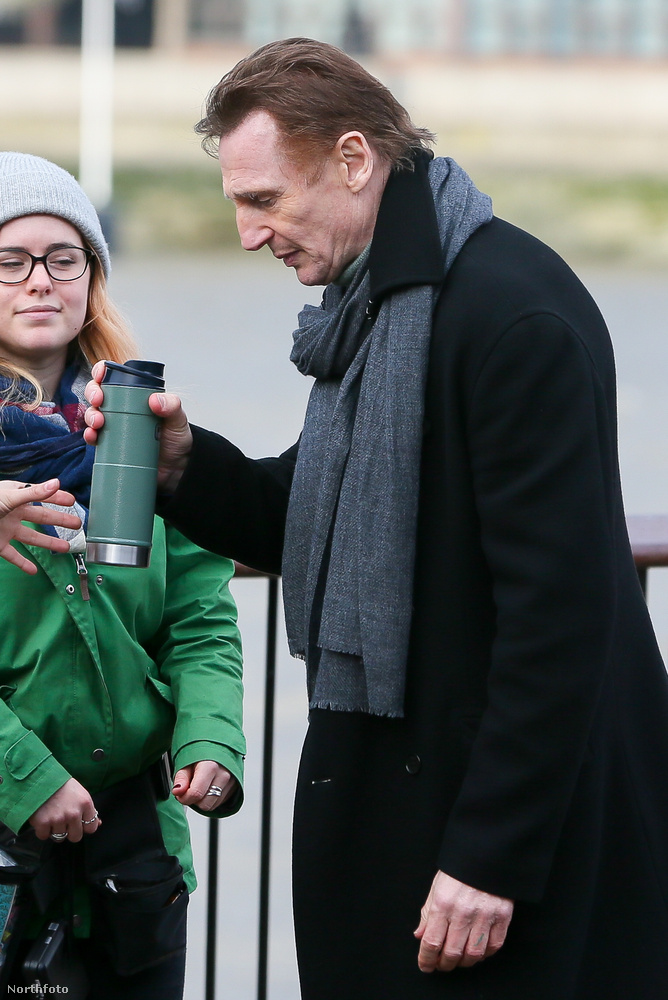 Liam Neeson felesége halála után 7 évvel lett újra (igazából) szerelmes, de azt nem árulta el, hogy kibe