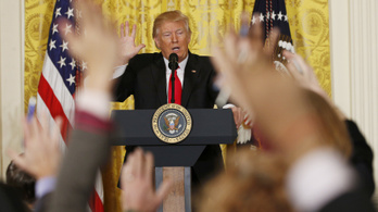 Trump megpróbálkozott egy nagy füllentéssel, nem jött össze