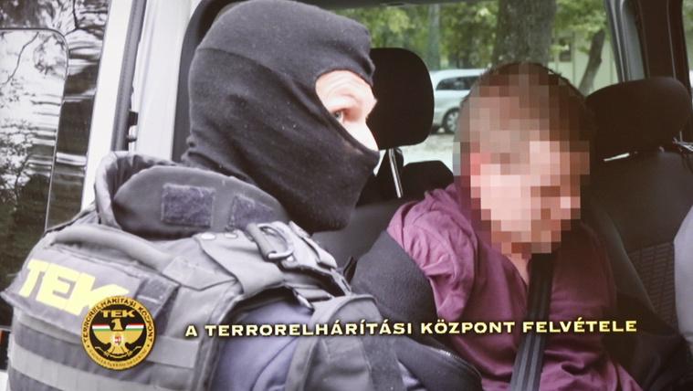 Megmakacsolta magát a Teréz körúti robbantás gyanúsítottja
