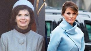 Kinek áll jobban: divatikonok vs. Trumpné