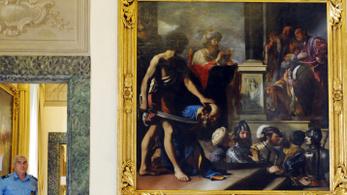 Hatmillió eurós festmény került meg Marokkóban