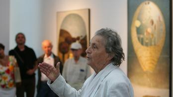 Reigl Judit kapta az első, nőknek szóló francia képzőművészeti díjat