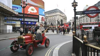 Környezetszennyezési díjjal a londoni rossz levegő ellen