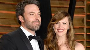 Jennifer Garner el akar válni Ben Afflecktől
