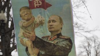 Eddig tartott az orosz média Trump kampánya