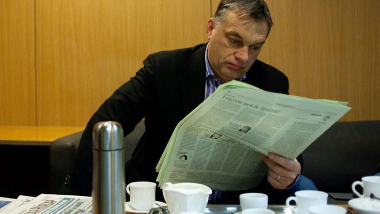 Gyorsan letiltották Orbán Viktor értékelését a Facebookon