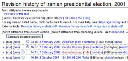 Careful Cowboy leleplezte, hogy manipuláltuk az iráni választásokat