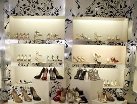 Jimmy Choo luxuscipői...nem 50 fontos lábbelik