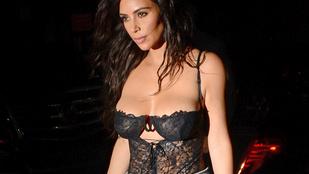 Kim Kardashian idén egy eseményt már biztosan kihagyott