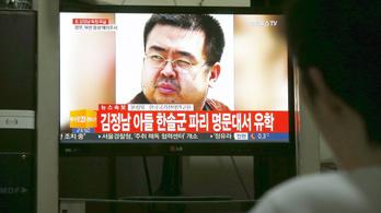 Szöul biztos abban, hogy Észak-Korea mérgezte meg Kim Dzsong Namot