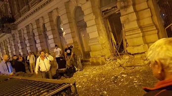 Teréz körúti robbantás: a gyanúsított apja megdöbbent