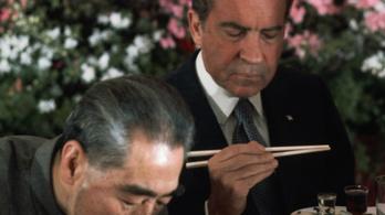 Nixon kínai útja hidegháborús mérföldkő volt