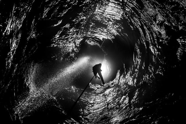 Krubera-Voronya barlang