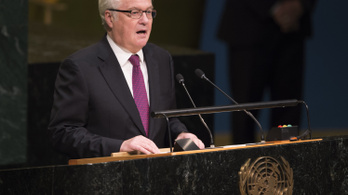 Meghalt az orosz ENSZ-nagykövet