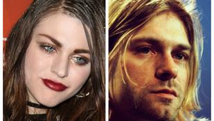 Ezt a megható üzenetet írta Kurt Cobain lánya apja 50. születésnapjára